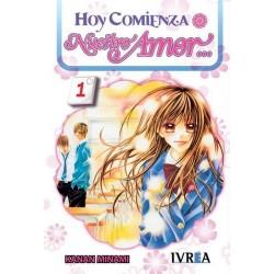 HOY COMIENZA NUESTRO AMOR Nº 1