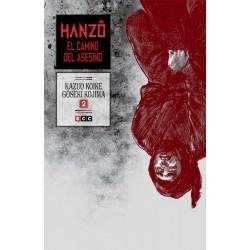 HANZO, EL CAMINO DEL ASESINO Nº 2