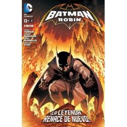BATMAN Y ROBIN Nº 4