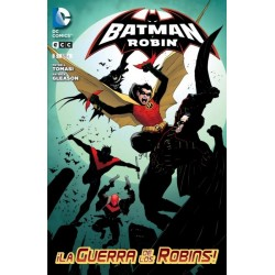 BATMAN Y ROBIN Nº 3