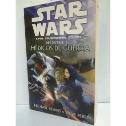 STAR WARS: MEDSTAR I MÉDICOS DE GUERRA