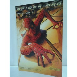 SPIDERMAN (NOVELA)
