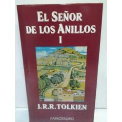 EL SEÑOR DE LOS ANILLOS 1 CARTONE
