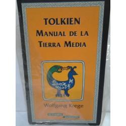 TOLKIEN: MANUAL DE LA TIERRA MEDIA