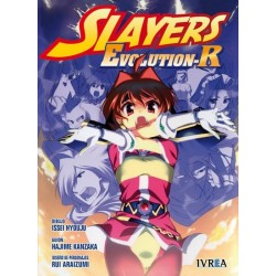 SLAYERS: EVOLUTION-R