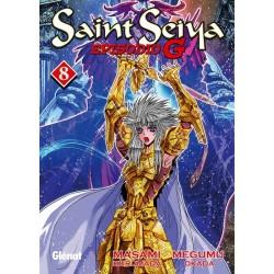 SAINT SEIYA: EPISODIO G Nº 8