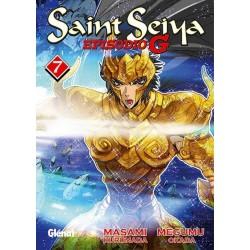 SAINT SEIYA: EPISODIO G Nº 7