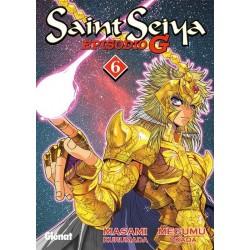 SAINT SEIYA: EPISODIO G Nº 6