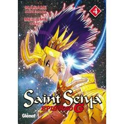 SAINT SEIYA: EPISODIO G Nº 4