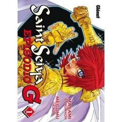 SAINT SEIYA: EPISODIO G Nº 1