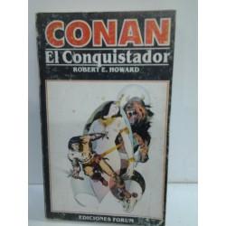 CONAN EL CONQUISTADOR (PORTADA GASTADA)