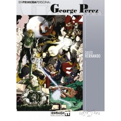 EN PRIMERA PERSONA Nº 1 GEORGE PÉREZ