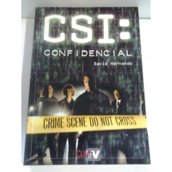CSI: CONFIDENCIAL