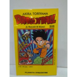 DRAGON BALL Nº 6 TOMO AMARILLO