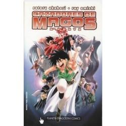 CAZADORES DE MAGOS 2ª PARTE Nº 5