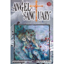 ANGEL SANCTUARY Nº 20