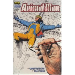 ANIMAL MAN- EL EVANGELIO DEL COYOTE