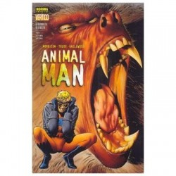 ANIMAL MAN-LA NATURALEZA DE LA BESTIA
