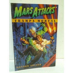 MARS ATTACKS: TRAMPA MORTAL
