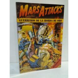 MARS ATTACKS: GUERREROS DE LA HORDA DE ORO