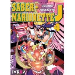 SABER MARIONETTE J Nº 4