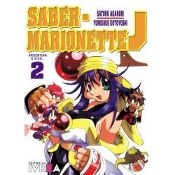 SABER MARIONETTE J Nº 2