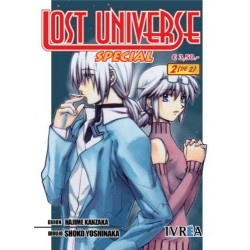 LOST UNIVERSE SPECIAL Nº 2