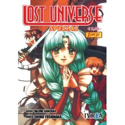 LOST UNIVERSE SPECIAL Nº 1