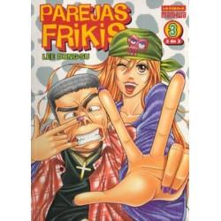 PAREJAS FRIKIS Nº 3