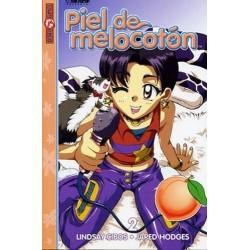 PIEL DE MELOCOTÓN Nº 2
