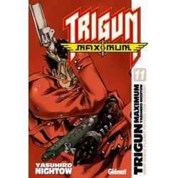 TRIGUN MAXIMUM Nº 11
