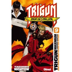 TRIGUN MAXIMUM Nº 9