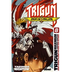 TRIGUN MAXIMUM Nº 8