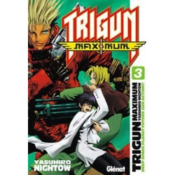 TRIGUN MAXIMUM Nº 3