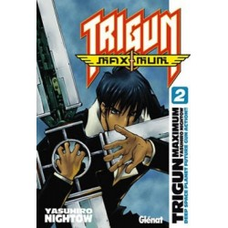 TRIGUN MAXIMUM Nº 2