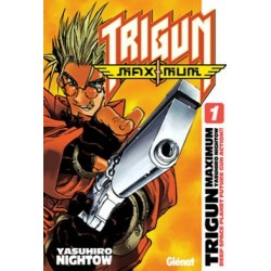 TRIGUN MAXIMUM Nº 1