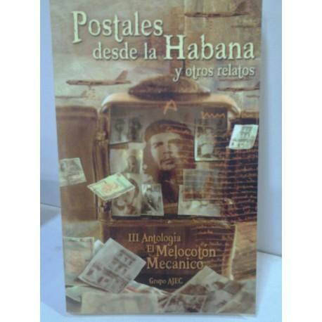 POSTALES DESDE LA HABANA Y OTROS RELATOS