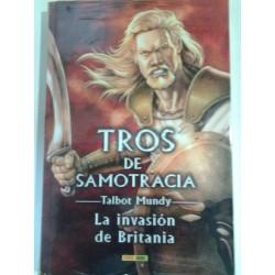 TROS DE SAMOTRACIA Nº 1 LA INVASIÓN DE BRITANIA