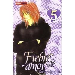 FIEBRE DE AMOR Nº 5