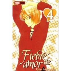 FIEBRE DE AMOR Nº 4