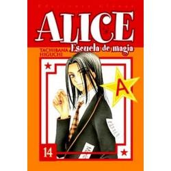 ALICE, ESCUELA DE MAGIA Nº 14
