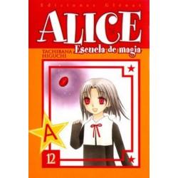 ALICE, ESCUELA DE MAGIA Nº 12
