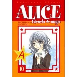 ALICE, ESCUELA DE MAGIA Nº 10