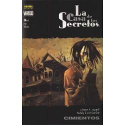 LA CASA DE LOS SECRETOS-CIMIENTOS 3