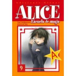 ALICE, ESCUELA DE MAGIA Nº 9