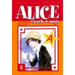 ALICE, ESCUELA DE MAGIA Nº 8