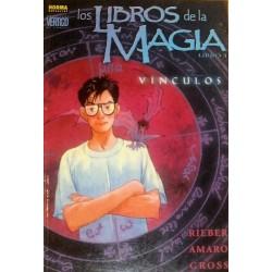 LOS LIBROS DE LA MAGIA LIBRO 1-VÍNCULOS