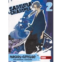 SAMURAI CHAMPLOO Nº 2