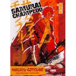 SAMURAI CHAMPLOO Nº 1
