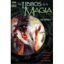 LOS LIBROS DE LA MAGIA LIBRO 2-CONVOCACIONES